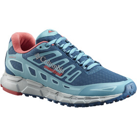 Columbia Bajada III Winter Chaussures Femme, phoenix blue/sunset red